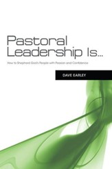 Pastoral Leadership is... - eBook