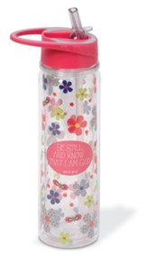 Be Still 20oz. Sports Bottle