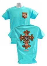 Perfect Gift Shirt, Turquoise, Large (42-44)