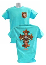 Perfect Gift Shirt, Turquoise, X-Large (46-48)