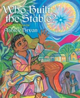 Who Built the Stable?: A Nativity Poem - eBook