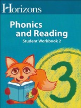 Horizons Phonics & Reading Grade 3, Student Workbook 2