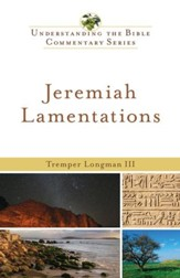 Jeremiah, Lamentations - eBook