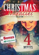 Christmas Miracles Collection with 10 MP3 Holiday Songs: A T  ime for Miracles, An Angel in the Family, Sons of Mistletoe,  and The Miracle at Christmas: Ebbie's Story