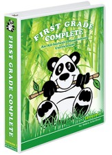 First Grade Complete Teacher's Manual (Including Student Workbook Semester One)