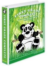 First Grade Complete Additional Student Workbook  Semester One