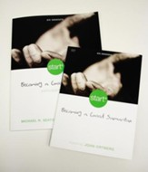 Start Becmoning A Good Samaritan Leader Pack includes the DVD and one Participant's Guide