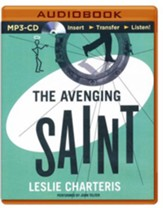 #4: The Avenging Saint - unabridged audio book on CD