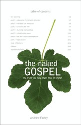 The Naked Gospel: Truth You May Never Hear in Church - eBook