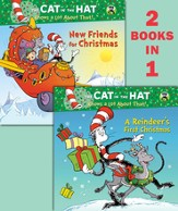 A Reindeer's First Christmas/New Friends for Christmas (Dr. Seuss/Cat in the Hat) - eBook