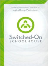 Grade 8 Core 4-Subject Set, Switched-On Schoolhouse