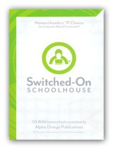 Grade 12 Core 4-Subject Set, Switched-On Schoolhouse