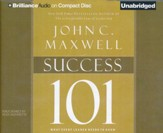 Success 101: What Every Leader Needs to Know - unabridged audio book on CD