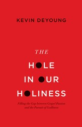 The Hole in Our Holiness: Filling the Gap between Gospel Passion and the Pursuit of Godliness - eBook