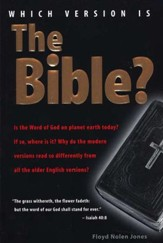 Which Version Is the Bible?