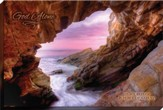 God Alone, Seaside Canvas Art, Psalm 91:2