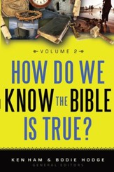 How Do We Know the Bible is True Volume 2 - eBook
