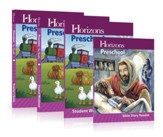Horizons for Threes Set