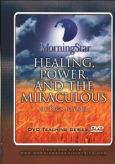 Healing Power, And the Miraculous -DVD  - Slightly Imperfect