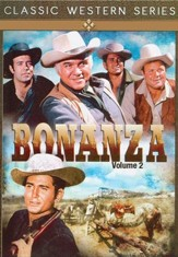 Bonanza Volume 2, DVD