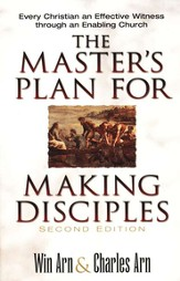 Master's Plan for Making Disciples, The: Every Christian an Effective Witness through an Enabling Church - eBook