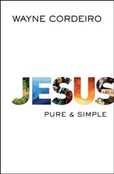 Jesus: Pure and Simple - eBook