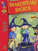 Shakespeare Shorts Readers Theatre Gr. 4-6 - PDF Download [Download]