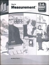 Key to Measurements Answers & Notes Books 1-4