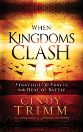 When Kingdoms Clash: Strategies for prayer in the heat of battle - eBook