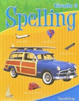 ACSI Spelling Grade 3 Student Edition Revised - Slightly Imperfect