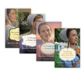 The Amish Brides of Pinecraft Series, Volumes 1-4