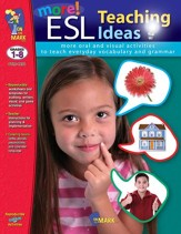 More ESL Teaching Ideas Gr. 1-8 - PDF Download [Download]