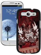 Truth Lion Galaxy 3 Case, Red