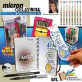 Micron Gelly Roll Bible Journaling Kit