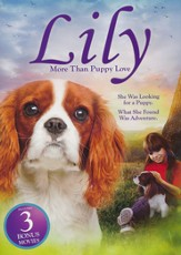Lily: More Than Puppy Love Plus 3 Bonus Movies, DVD