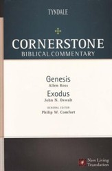Genesis & Exodus: Cornerstone Biblical Commentary, Volume 1