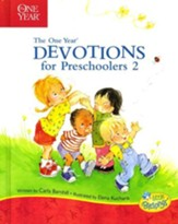 The One-Year Devotions for Preschoolers #2
