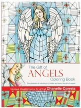 Gift Of Angels Coloring Book
