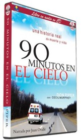 90 Minutos en el Cielo, Libro en Audio  (90 Minutes in Heaven, Audiobook), CD