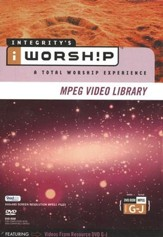 iWorship MPEG Video Library: Volumes G-J