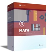 Lifepac Math, Grade 5, Complete Set  (2016 Updated Edition)