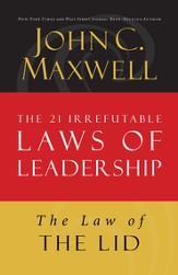 Law 1: The Law of the Lid - eBook