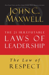 Law 7: The Law of Respect - eBook