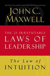 Law 8: The Law of Intuition - eBook