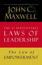 Law 12: The Law of Empowerment - eBook