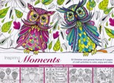 Craft & Coloring Book - Owls