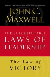 Law 15: The Law of Victory - eBook