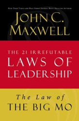 Law 16: The Law of Big Mo - eBook