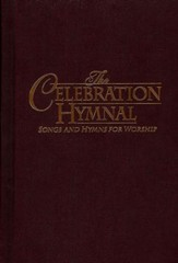 The KJV Celebration Hymnal, Burgundy