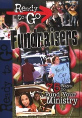 Ready-to-Go Fundraisers: 75 Ways to Fund Your Ministry  - Slightly Imperfect